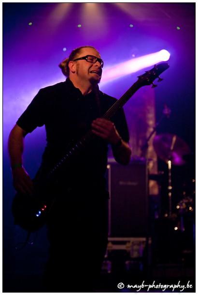 Torsten Reichert rocking the stage