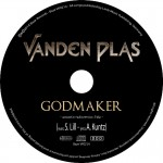 Cd Godmaker Singles Vanden Plas